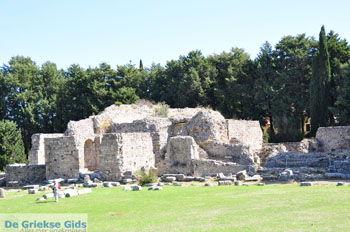Het Asklepion op Kos   Eiland Kos   Griekenland foto 20 - Foto van De Griekse Gids