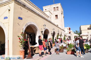 Kos stad (Kos-stad) | Eiland Kos | Griekenland foto 86 - Foto van De Griekse Gids
